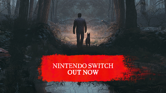 Blair Witch Nintendo Switch Out now!